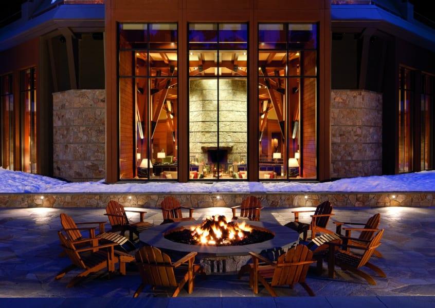 winter luxury ritz carlton lake tahoe