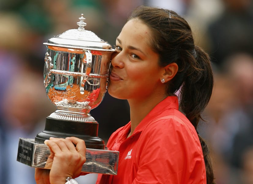 Ana Ivanovic French Open
