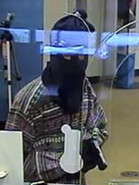 Mississippi Georgia bank robber