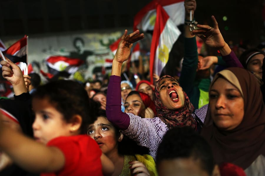 egypt morsy ousted