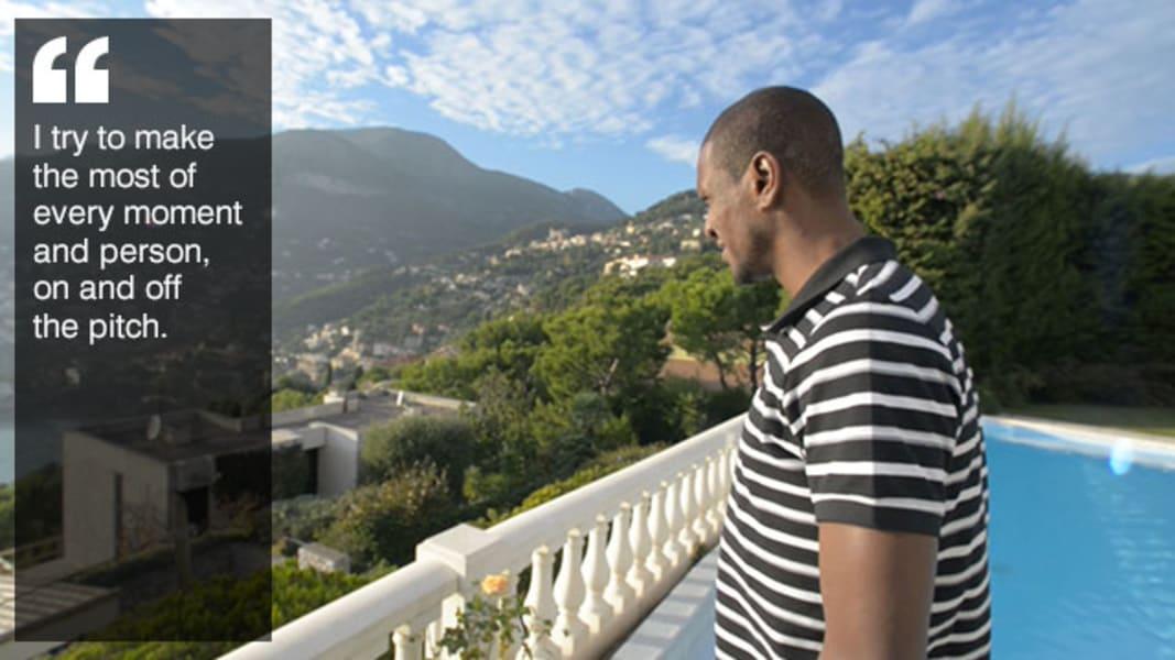 Abidal balcony