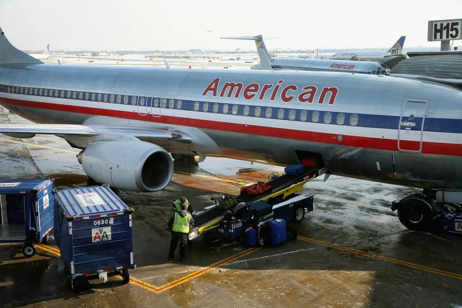 2014 aviation american airlines