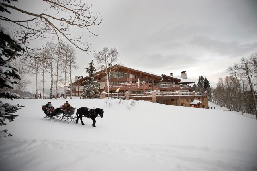 winter luxury stein erickson lodge park city