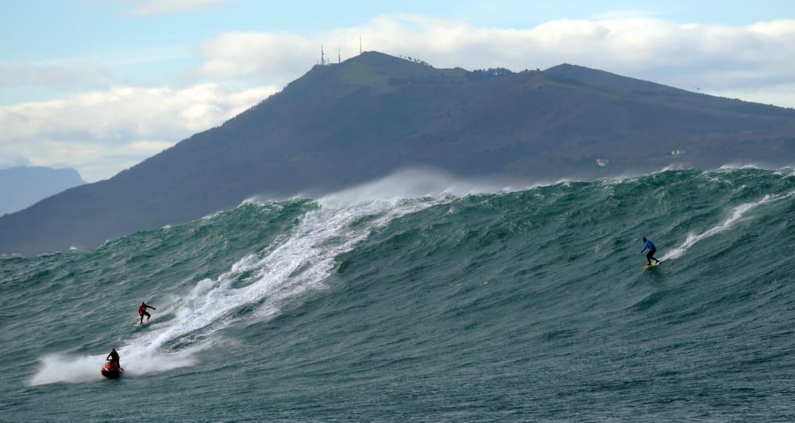 belharra swell