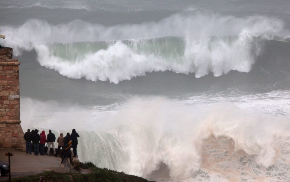 portugal waves