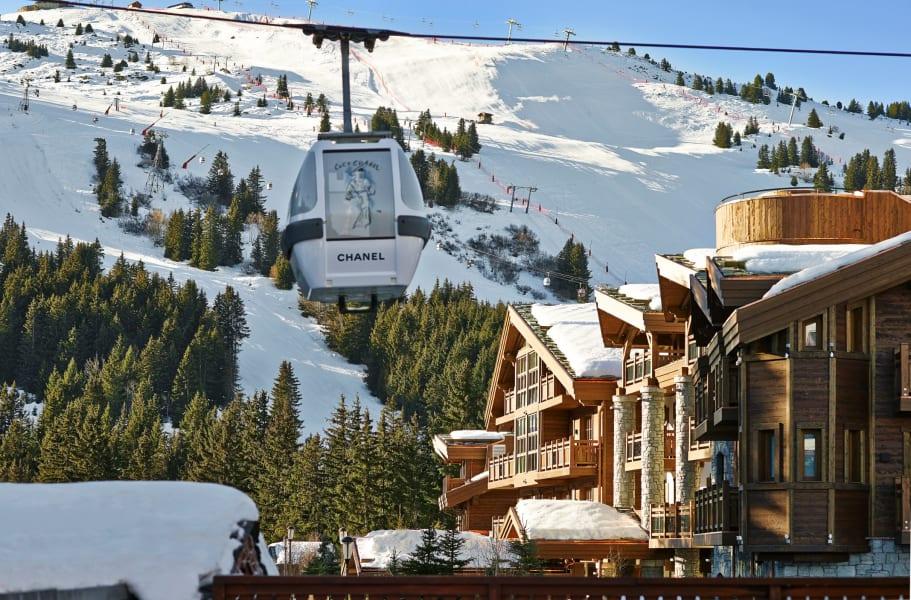 winter luxury L'Apogee Courchevel preferred