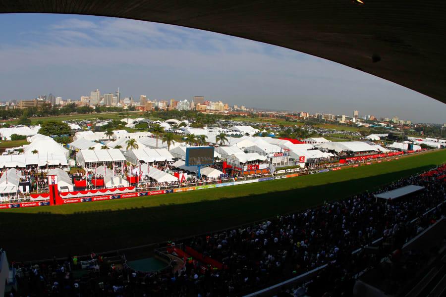 Racecourses Durban