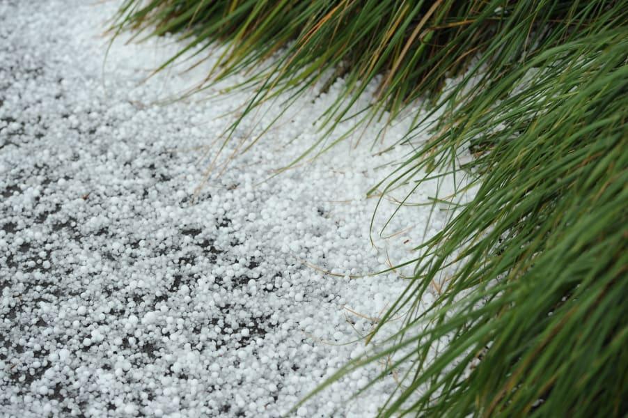 extreme weather-hailstone