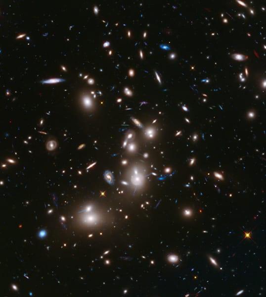 Faraway Galaxies