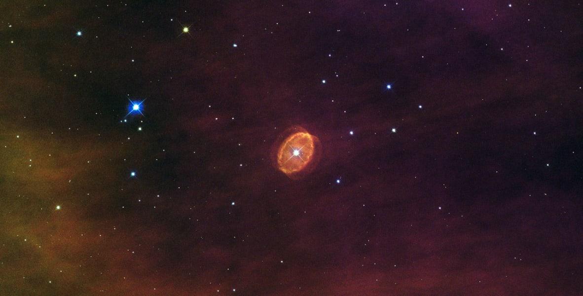 Star Set to Explode
