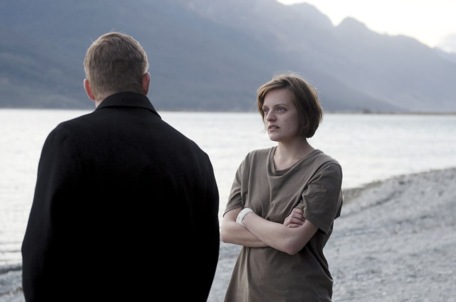 elisabeth moss - top of the lake