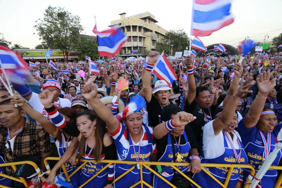 bangkok shutdown 9