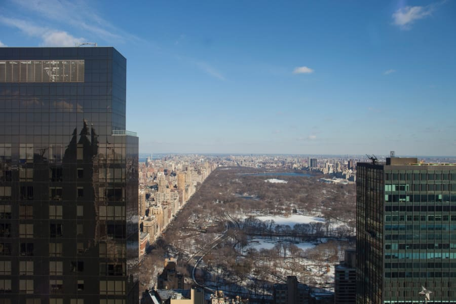 nyc tallest hotel - view 1