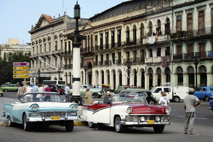 cuba vintage cars2