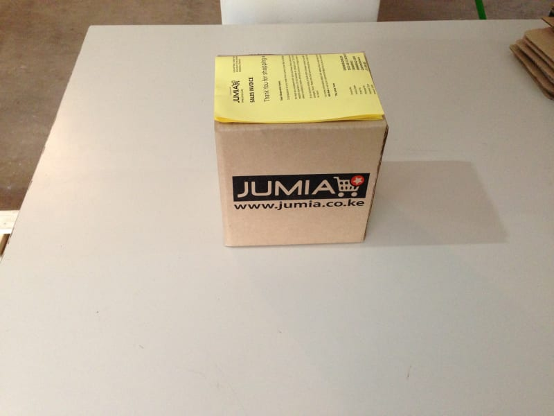 Jumia Nigeria e-commerce