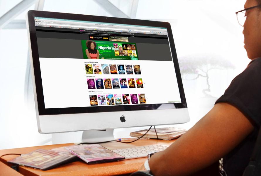 iRokotv African film streaming
