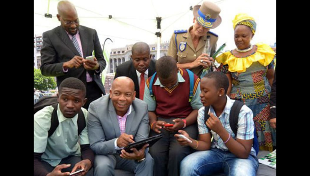 Project Isizwe wi-fi
