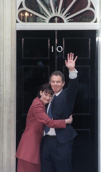 Blair election 1997