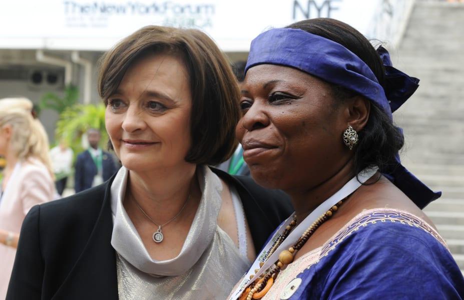 Cheir Blair Pauline Lambou Ngouanfou