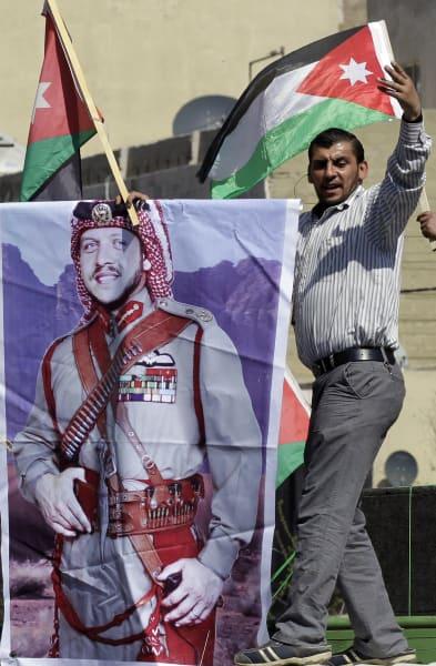 Jordan Arab Spring 3