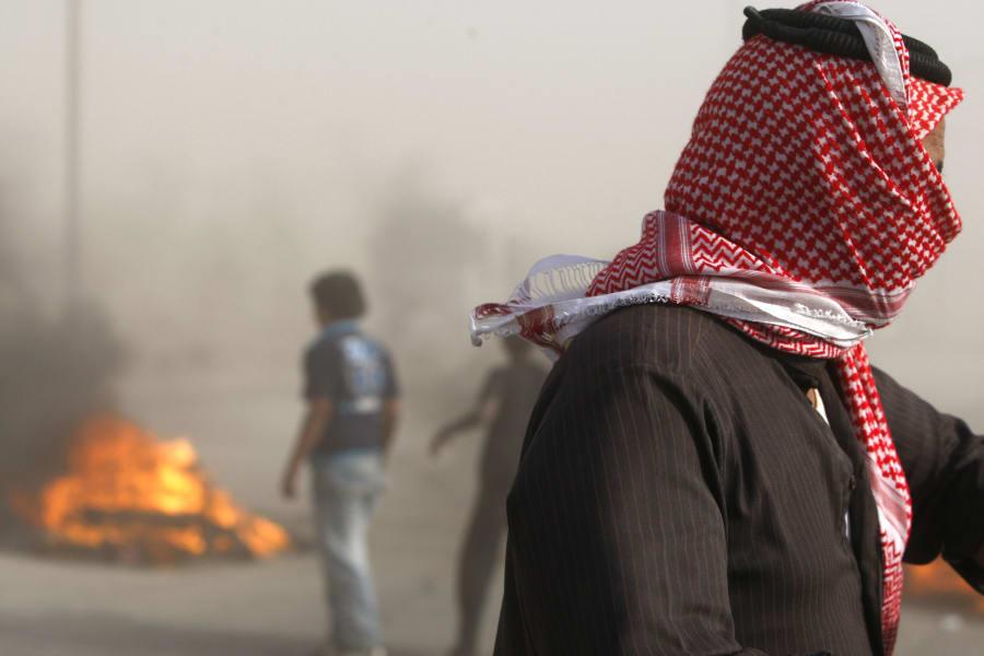 Jordan Arab Spring 1