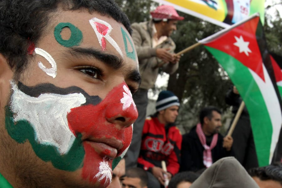 Jordan Arab Spring 4