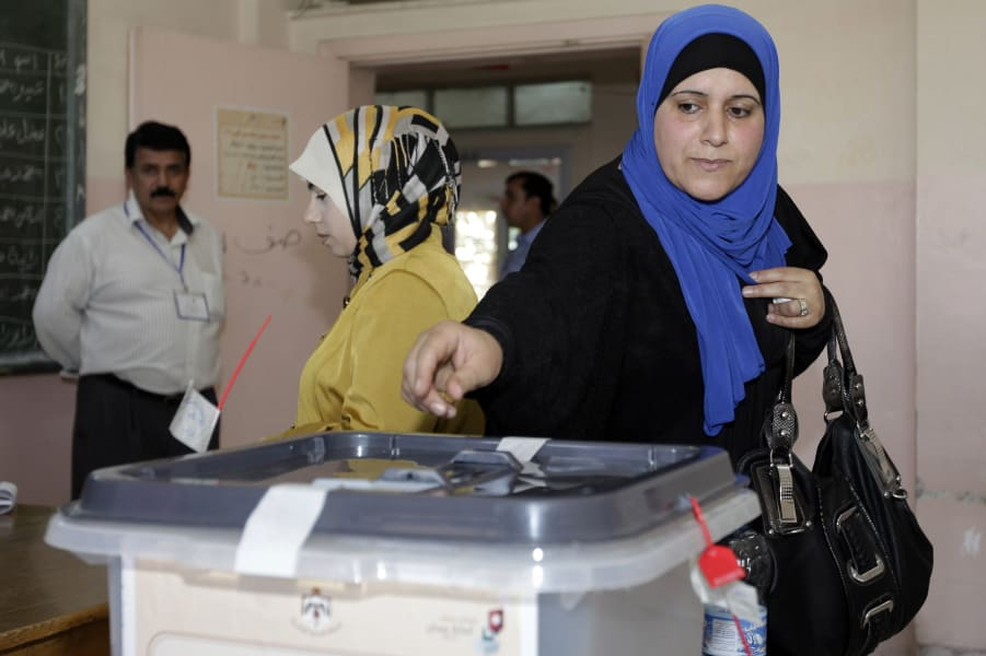Jordan Arab Spring 6