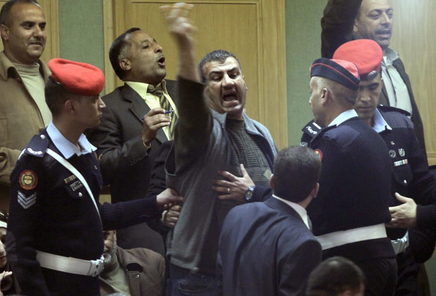 Jordan Arab Spring 5