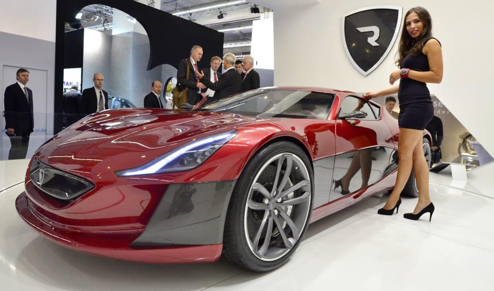 car tech 2014 rimac