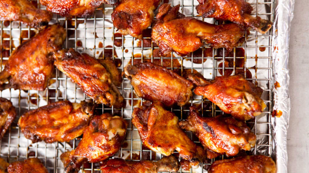 chicken wings ATK