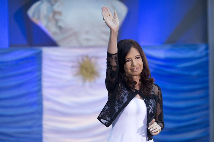 Cristina Fernandez 1210