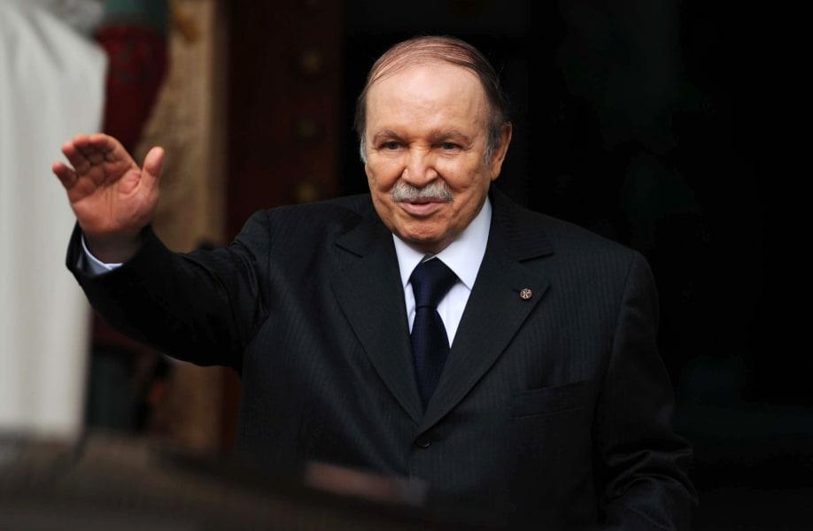 Abdelaziz Bouteflika 2013