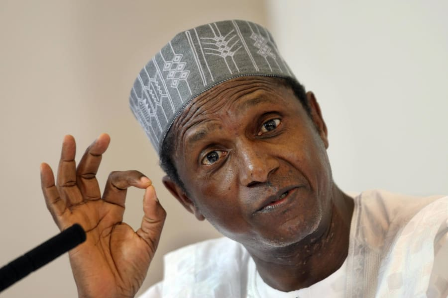 Umaru Musa Yar'Adua 2007