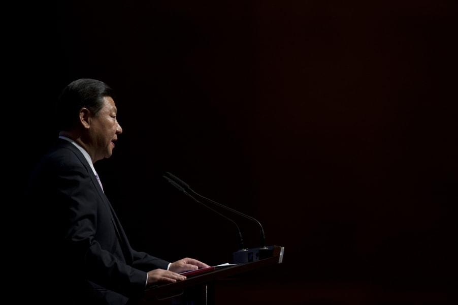 Xi Jinping 2013
