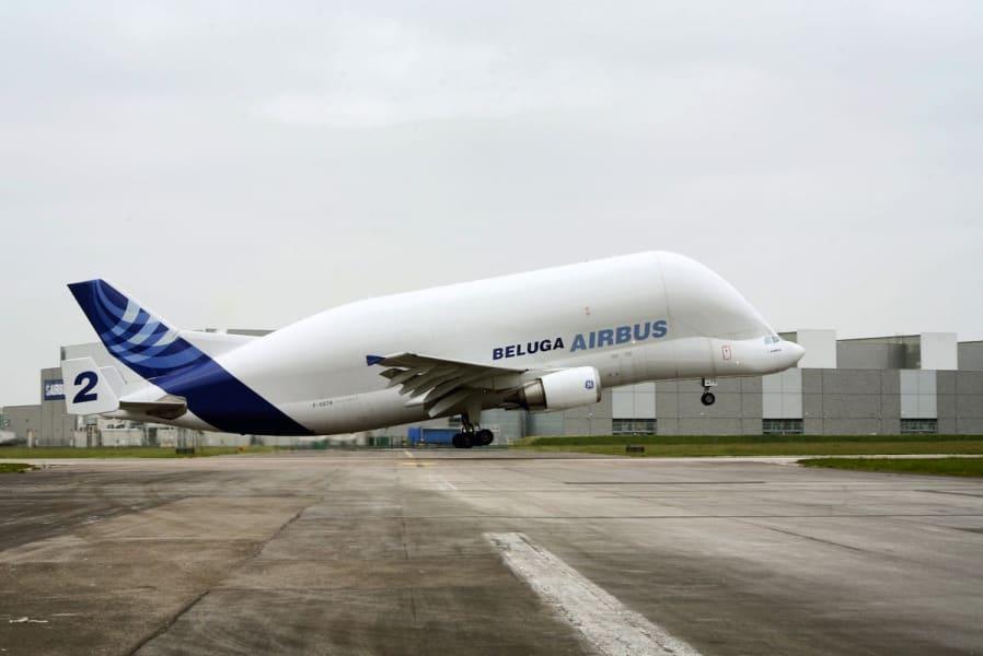 Airbus Beluga 11