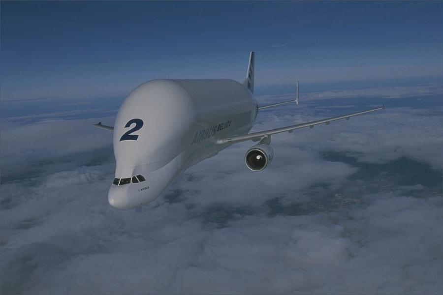 Airbus Beluga 12