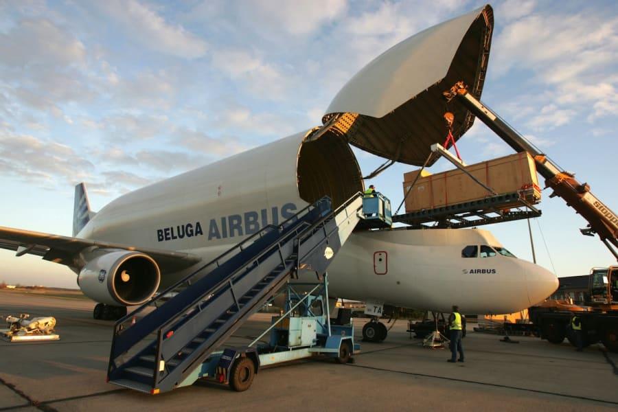 Airbus Beluga 14