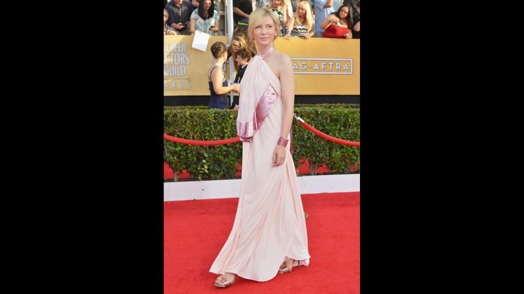32 sag red carpet - Cate Blanchett