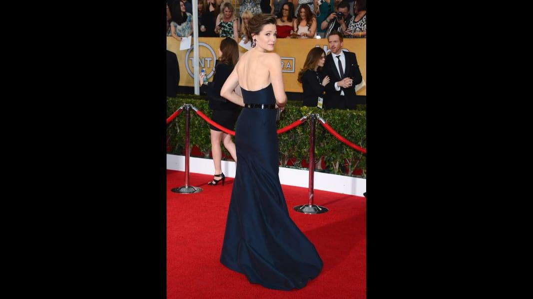 51 sag red carpet - Jennifer Garner