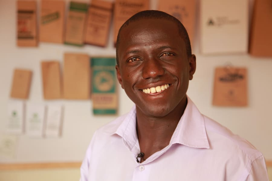 yeli paper bags Andrew Mupuya