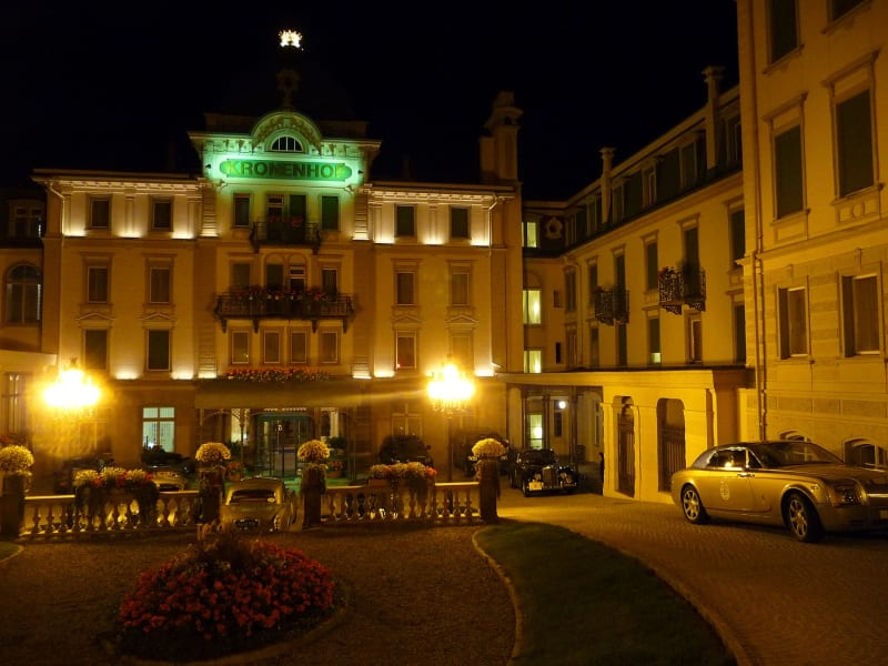 top hotels kronenhof switzerland