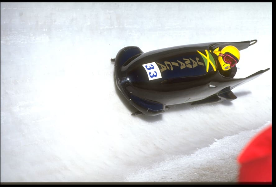 Jamaica bobsled 1988