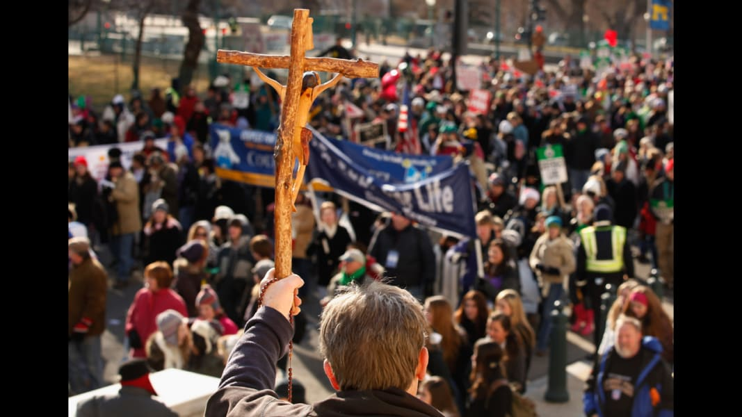 12 march for life years