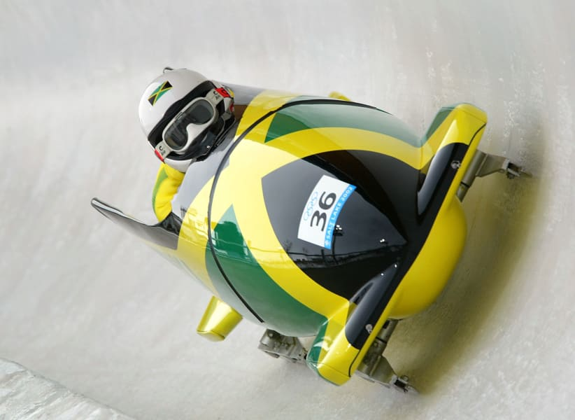 Jamaican bobsled 3