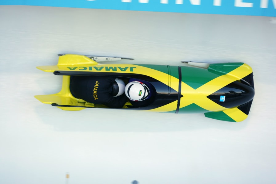 Jamaican bobsled 4