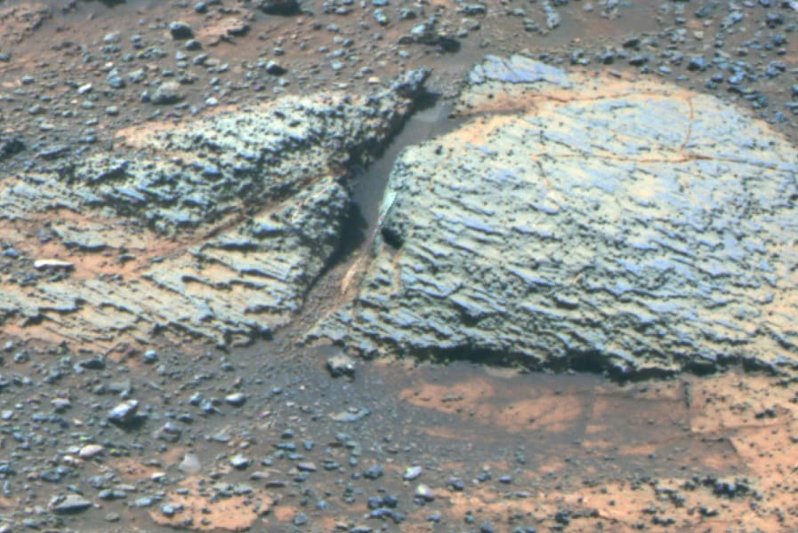 mars opportunity view 2