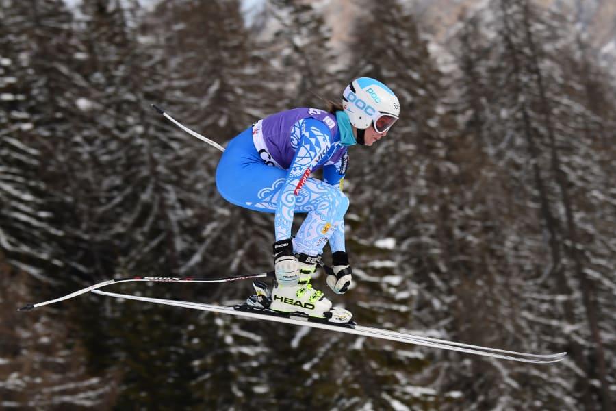 julia mancuso ski jump