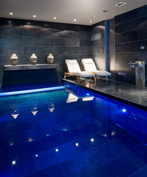 london basement swimming pool