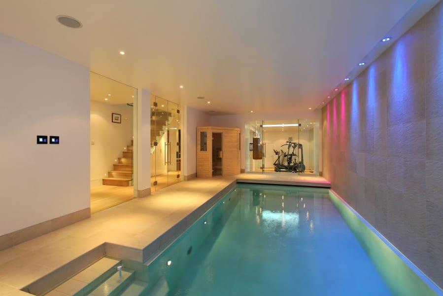 london basement gym
