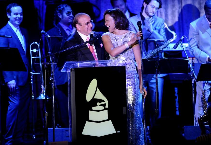 Grammys curse Whitney Houston